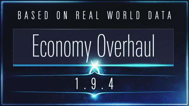 Economy Overhaul – Mythiq net