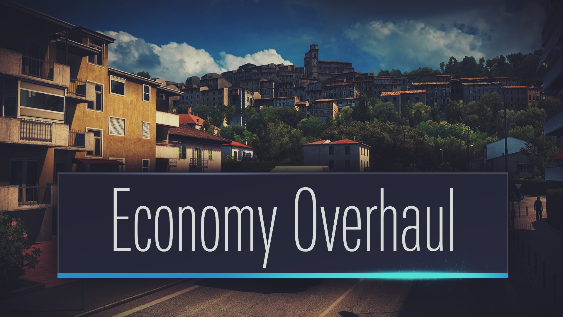 "Economy Overhaul 1.8.1 is live – now with support for ""Italy"" DLC!"