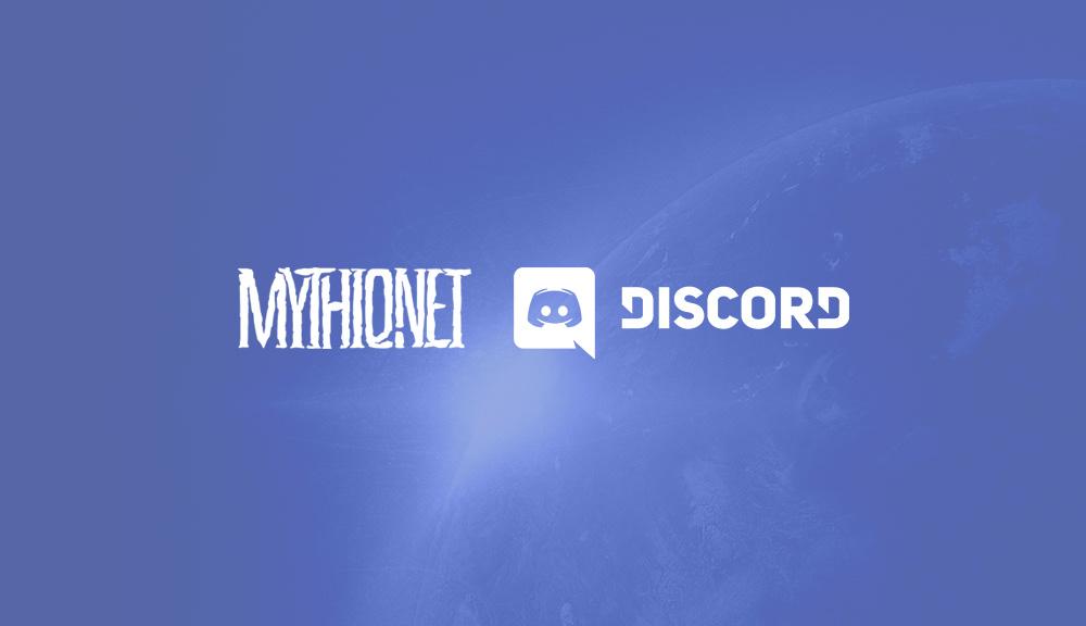 Mythiq.net Discord server