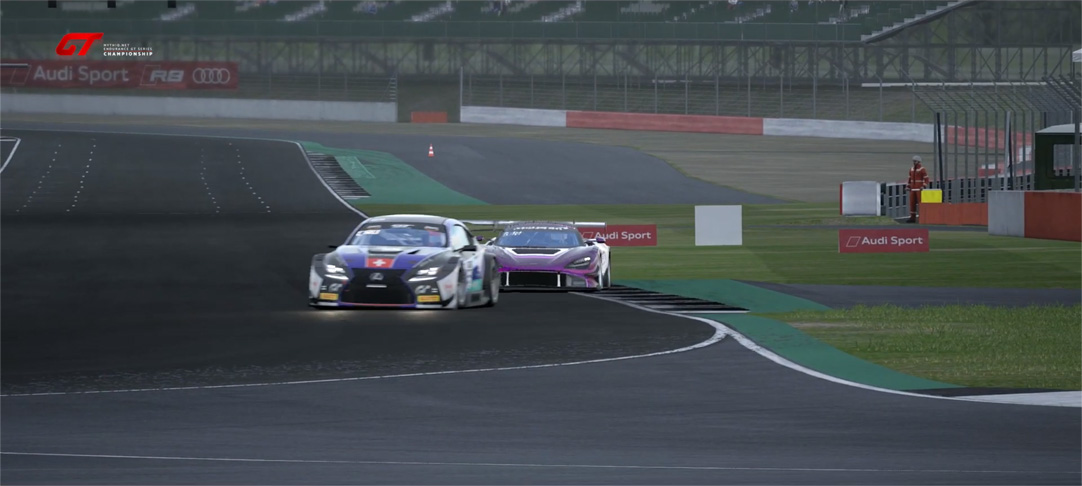 Highlights from MEGTS 2020 Round #4 at Silverstone