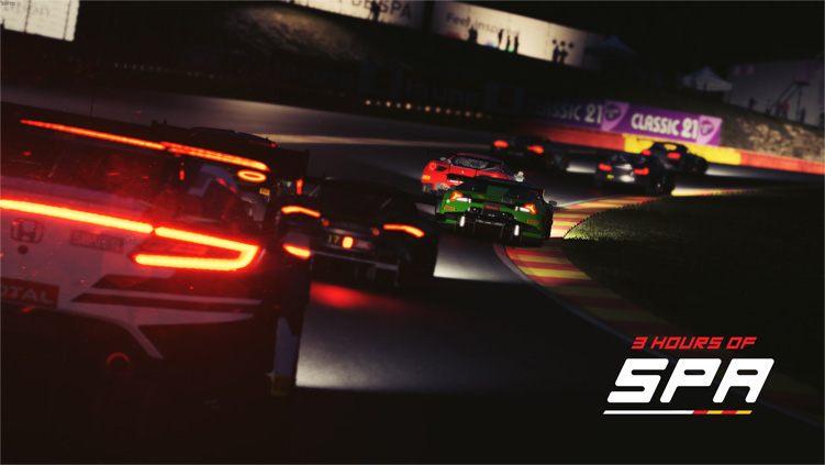 Mythiq.net 3 Hours of Spa now open also for GT4 entries!